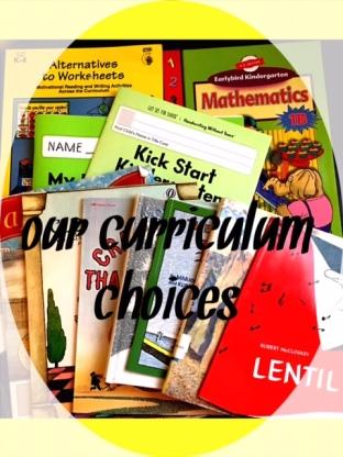 Curriculum Cover